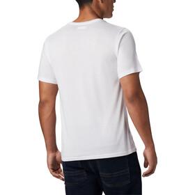 Columbia Terra Vale II T-shirt Heren, wit